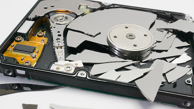 法人のPC(パソコン)廃棄、データ消去について
