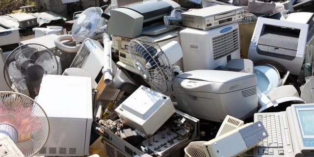 プリンターを廃棄処分
